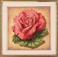 Набор для вышивки крестом Риолис РТ-0070 Роза