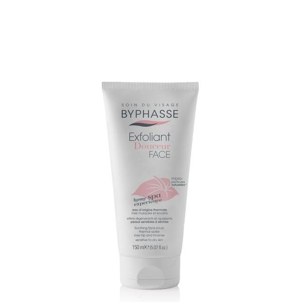 Byphasse Soothing Face Scrub Скраб для лица скраб 150 мл