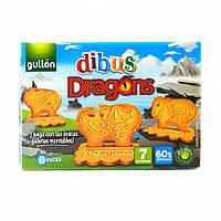 Печенье Gullon Dragons