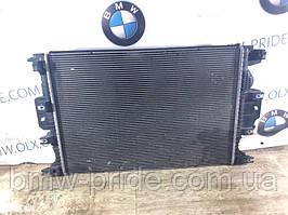 Радиатор охлаждения Ford Fusion 2.0 2013 (б/у)