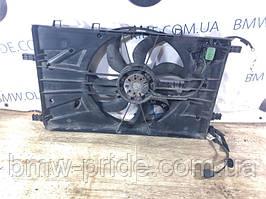 Вентилятор радиатора Chevrolet Cruze 1.8 2012 (б/у)