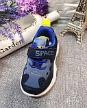 Кросівки дитячі на хлопчика Tom.M 7978D. 21-26 розміри. НОВИНКА 2021 року., фото 2