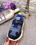 Кросівки дитячі на хлопчика Tom.M 7978D. 21-26 розміри. НОВИНКА 2021 року., фото 4
