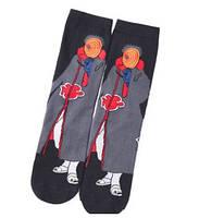 Мультяшні високі чоловічі шкарпетки з принтом Оббите, фото 2