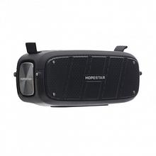 Портативная Bluetooth колонка Hopestar A21 Акустическая стерео система с аккумулятором Черная