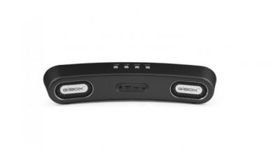 Портативная Беспроводная Bluetooth Колонка Gibox G6 Черная