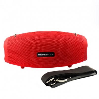 Портативная Беспроводная Bluetooth Колонка Hopestar H41 Red