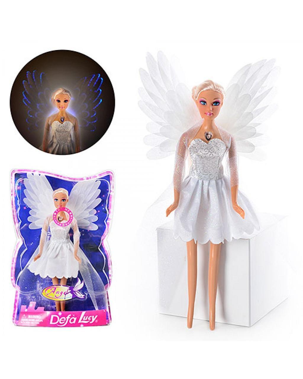 Кукла Ангел Дефа с подсветкой 30 см. Оригинал Defa Lucy 8219