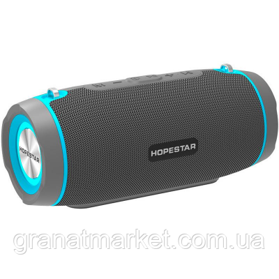 Hopestar Bluetooth Колонка Hopestar H45 Party Grey