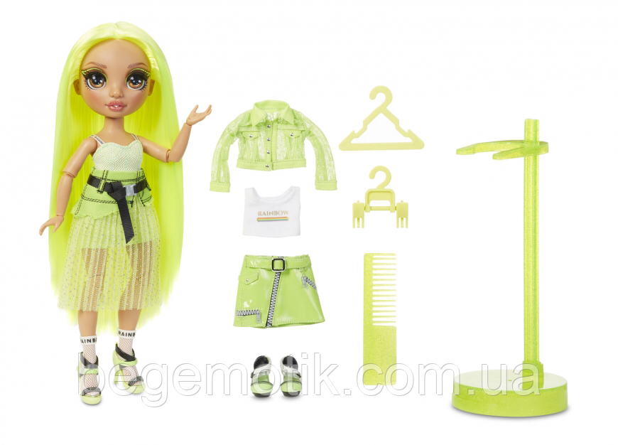 Кукла Рейнбоу Хай Карма Никольс 572343 RAINBOW HIGH S2 Karma Nichols Fashion Doll  MGA