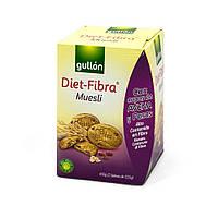 Печиво GULLON Diet Fibra Muesli, 450г