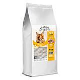 Home CAT Food ADULT корм для великих порід «Індичка і креветка» з хондропротекторами 1,6 кг, фото 4