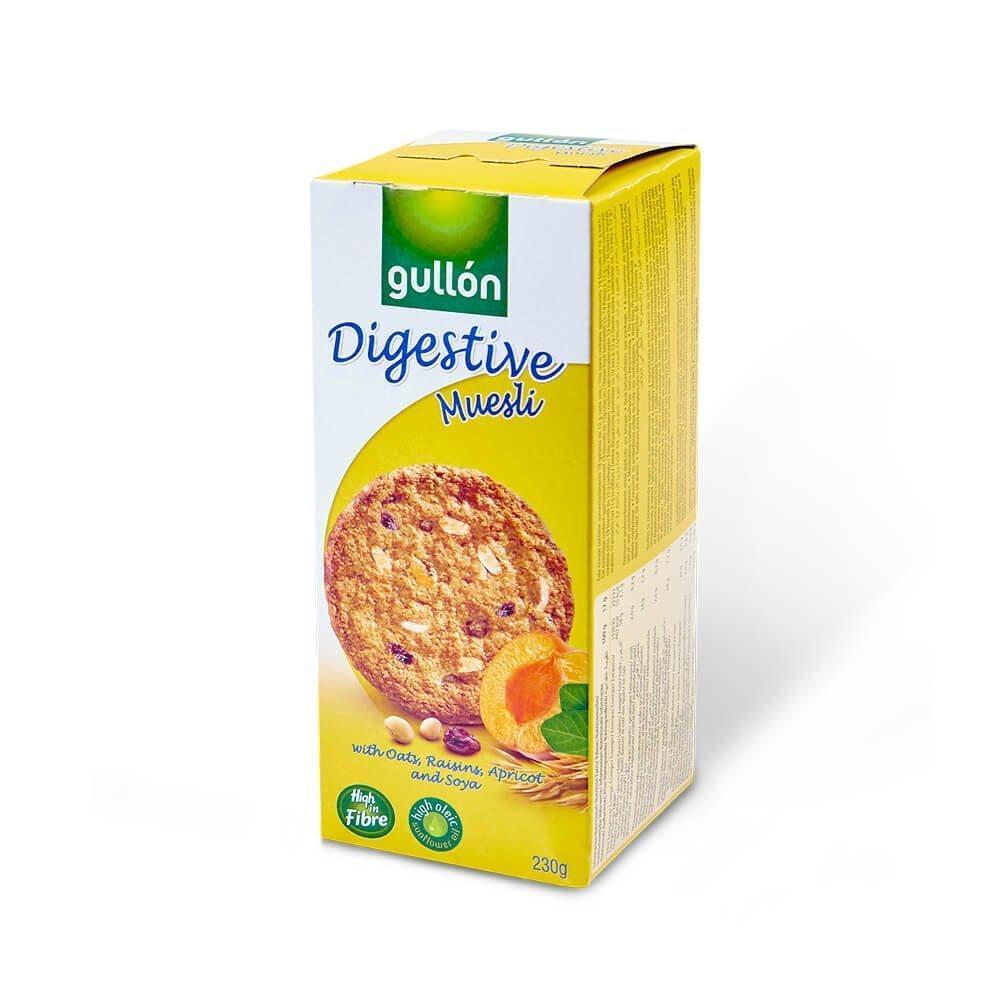 GULLON Digestive Muesli 365г