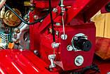 Мотоблок WEIMA WM1100ВЕ (дизель 9л.с., электростартер, колеса 4.00-10), фото 4