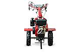 Мотоблок WEIMA WM610Е DeLuxe (дизель 6 л.с., электростартер, колеса 4.00-8), фото 5