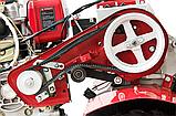 Мотоблок WEIMA WM610Е DeLuxe (дизель 6 л.с., электростартер, колеса 4.00-8), фото 9