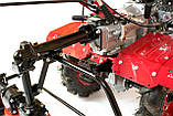 Мотоблок WEIMA WM1100С-6 (4+2 скорости, бензиновый 7,0 л.с.колеса 4,00-10), фото 9