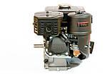 Двигатель бензиновый Weima WM170F-1050 (R) New (7 л.с.,для WM1050, ФАВОРИТ редуктор, шпонка), фото 8