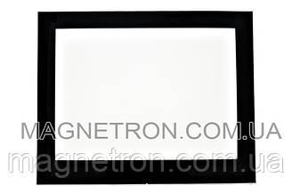 Внутреннее стекло двери для духовки Ariston C00285247
