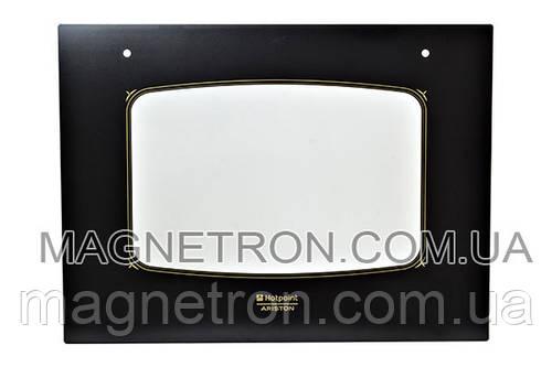 Наружное стекло двери для духовки Indesit C00256958