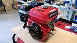 Двигатель бензиновый Weima BT170F-L (R) с редуктором (шпонка, вал 20мм, 1800 об/мин) 7.5 л.с, фото 8
