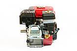 Двигатель бензиновый WEIMA BT170F-Q (HONDA GX210) 7.5 л.с., фото 2