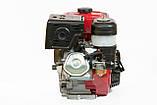 Двигатель бензиновый Weima WM177F-T (вал 25 мм, шлицы, для WM1100 , 9 л.с.), фото 2
