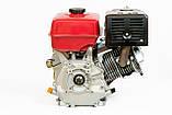 Двигатель бензиновый Weima WM177F-T (вал 25 мм, шлицы, для WM1100 , 9 л.с.), фото 3