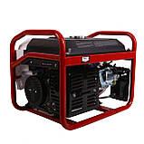 Генератор бензиновый WEIMA WM2500B (2,5 кВт, 1 фаза, ручной старт), фото 5
