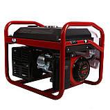 Генератор бензиновый WEIMA WM2500B (2,5 кВт, 1 фаза, ручной старт), фото 7