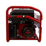 Генератор бензиновый WEIMA WM2500B (2,5 кВт, 1 фаза, ручной старт), фото 8