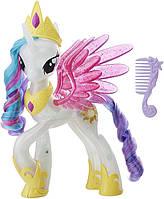 My Little Pony Принцесса Селестия сверкающая и светящаяся the Movie Glitter Glow Princess Celestia