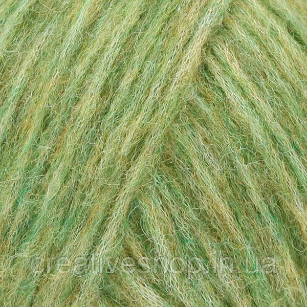 Пряжа Drops Air Mix (цвет 12 moss green)