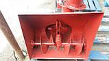 Снегоуборщик БелМет к мотоблоку (90 см, ременной привод), фото 3
