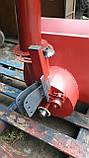 Снегоуборщик БелМет к мотоблоку (90 см, ременной привод), фото 4