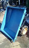 Прицеп-самосвал БелМет 105х120 для квадроцикла усиленный (жигул. ступица, 1,5 мм), фото 4