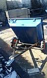 Прицеп-самосвал БелМет 105х120 для квадроцикла усиленный (жигул. ступица, 1,5 мм), фото 5