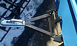 Прицеп-самосвал БелМет 105х120 для квадроцикла усиленный (жигул. ступица, 1,5 мм), фото 6