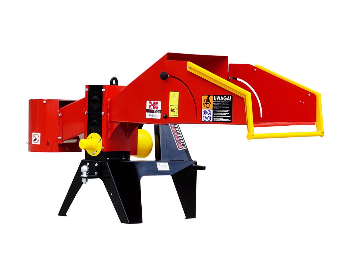Измельчитель веток Remet R-80 (70 мм, 4 ножа, BOM)