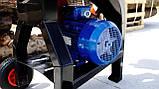 Измельчитель веток Remet RE-80 (50 мм, 6 ножей 4 кВт), фото 9