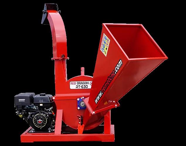 Щепорез Remet RTS-630 (120 мм, 18 л.с.,  без шасси)