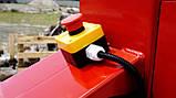Измельчитель веток Remet RS-80 (50 мм, 4ножа, 7 л.с./бензин), фото 10