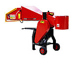 Измельчитель веток Remet RS-100 (80 мм, 18 л.с./бензин), фото 3