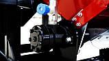 Измельчитель веток Remet R-120+транспортер 2,3 м (110 мм, 8 ножей, 25 л.с., BOM), фото 10