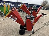 Щепорез Remet RB-50 (50 мм, 7 л.с./бензин), фото 4