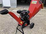 Щепорез Remet RB-50 (50 мм, 7 л.с./бензин), фото 9