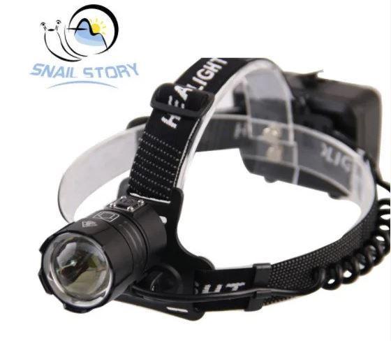 Налобный фонарь T6004 светодиод XHP70