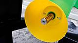 Измельчитель веток GrunWelt GW-70-4 (55 мм, 4 ножа, 10 л.с., ВОМ), фото 7