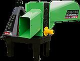 Измельчитель веток GrunWelt GW-110-4 (90 мм, 4 ножа, ВОМ, 15 л.с.), фото 4