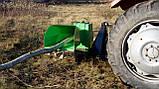 Измельчитель веток GrunWelt GW-110-4 (90 мм, 4 ножа, ВОМ, 15 л.с.), фото 8